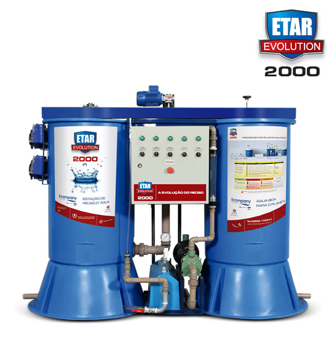 ETAR 2000 Evolution New
