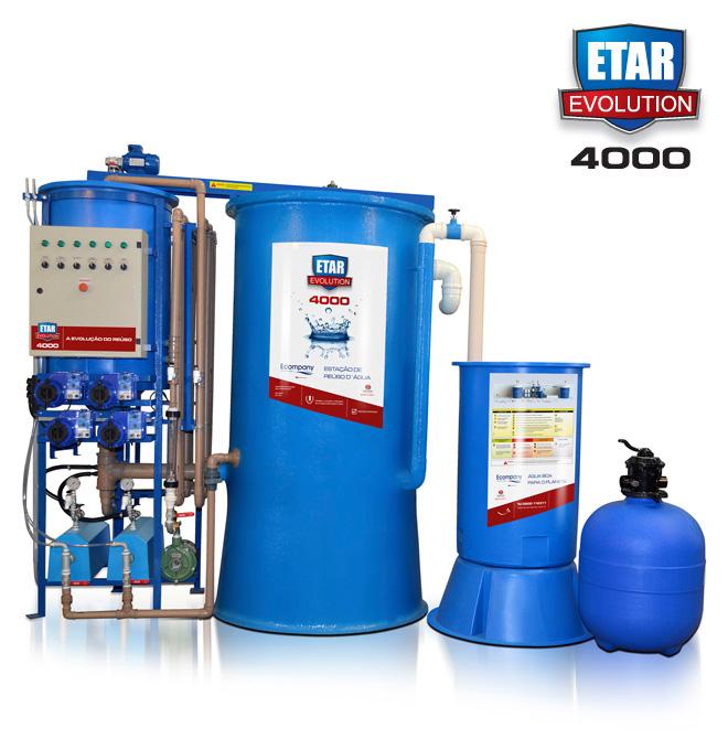 ETAR 4000 Evolution